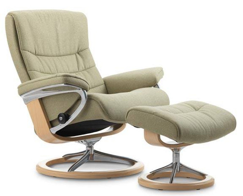 Stressless Nordic recliner chair, Signature base