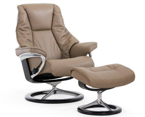 Stressless Live recliner chair, Signature base