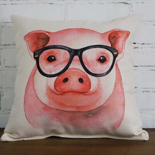 Party Pig Pillow Little Birdie