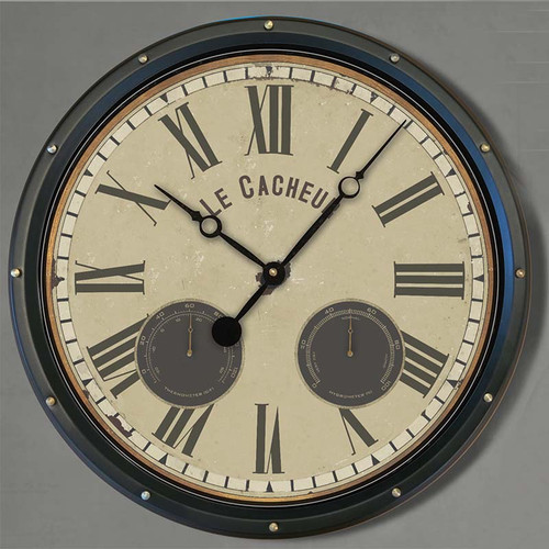 Le Cacheur Clock Light, Trademark Time Co.