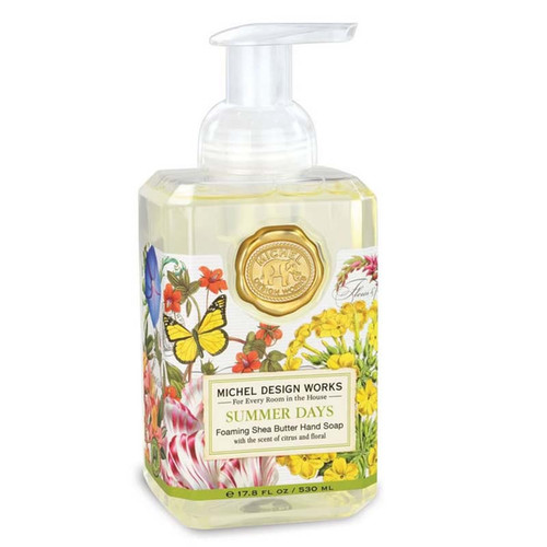 Michel Design Works, Summer Days Foaming Hand Soap