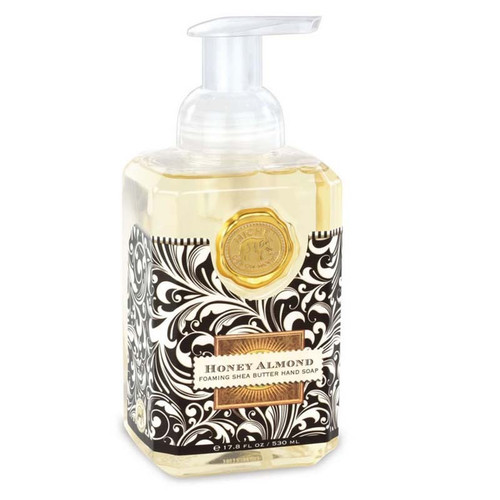 Honey Almond Michel Foaming Hand Soap