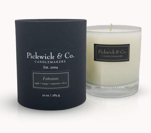 Autumn Pickwick & Co. Candles