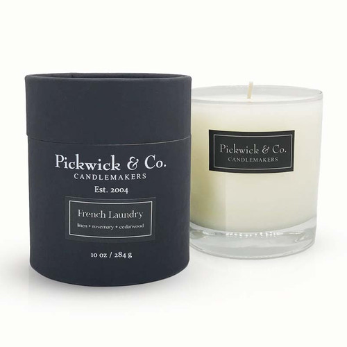 French Laundry, Pickwick and Co. Candles, Overland Park, Kansas City