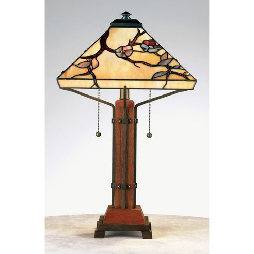 Arts & Crafts Tiffany Lamp