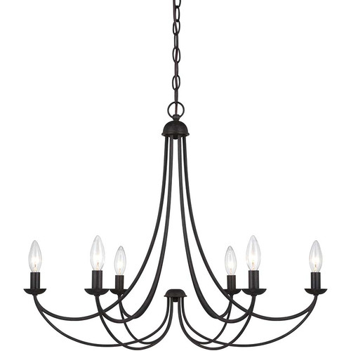 Quoizel Lighting MRN5006IB Mirren Chandelier