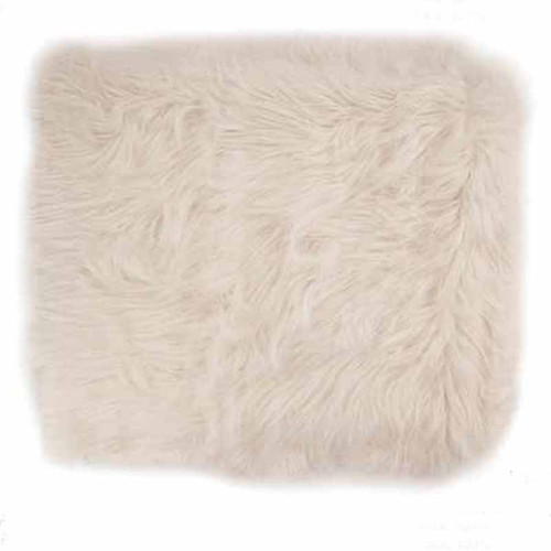 Siberia faux fur throw Kennebunk Home, Bedford Cottage