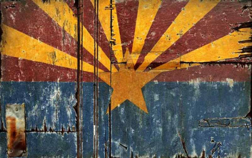 Flag Arizona