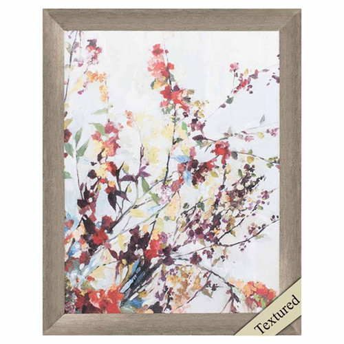 Propac Images, Floral 1, framed print of colorful flowers