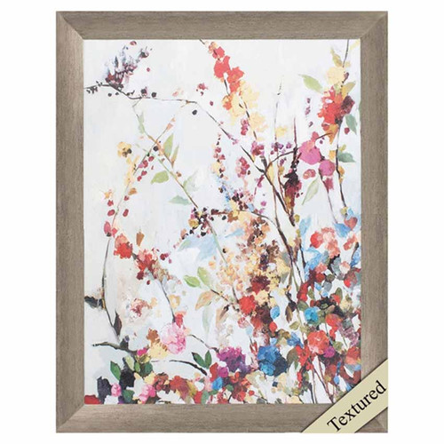 Propac Images, Floral 2, framed print of colorful flowers