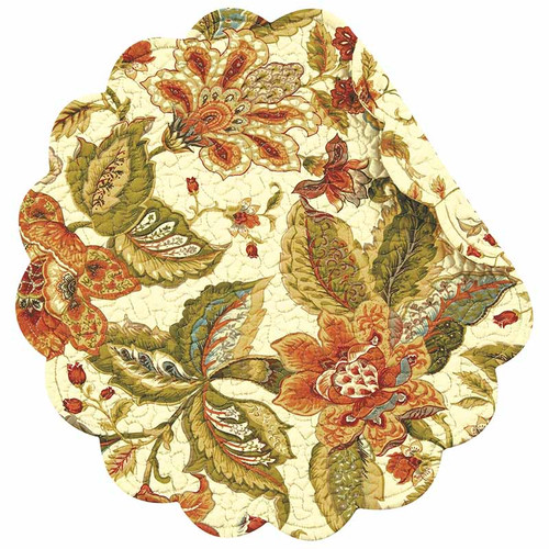 Amelia Round Placemat
