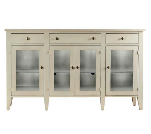 Berkley Media Console, Gat Creek Furniture, media console, sideboard, server, in cherry or maple, stained or painted