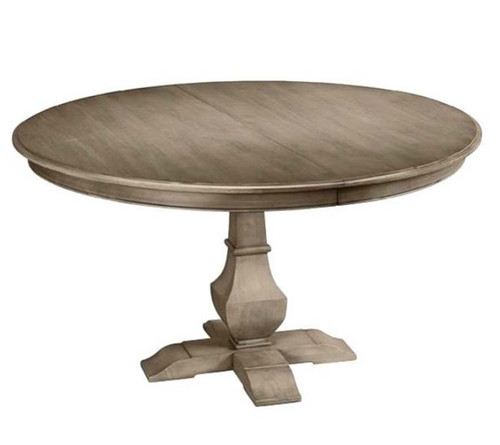 Maitland round dining pedestal table
