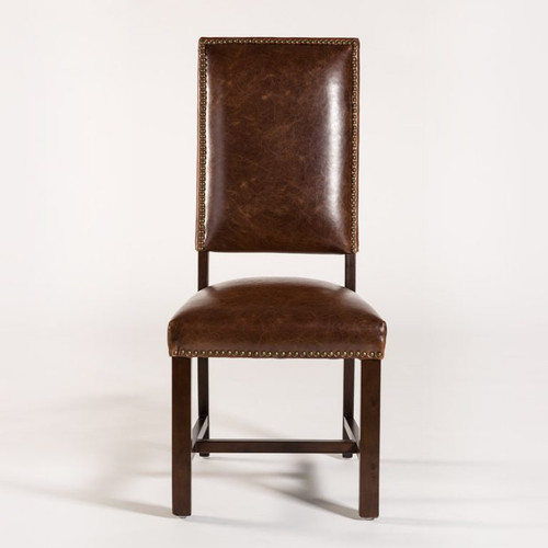 Weston dining chair, leather