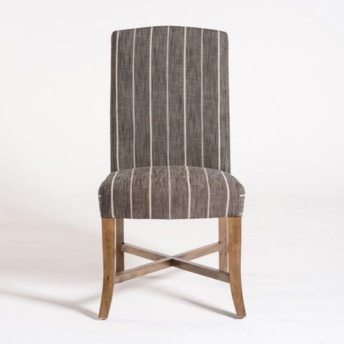 Mercer chair, Alder and Tweed, dining