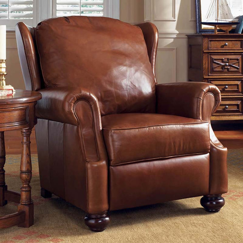 Stickley Grisham Leather Recliner
