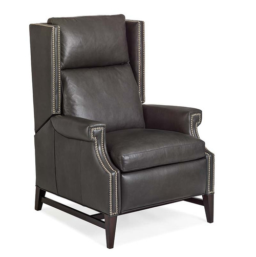 Hancock and Moore 1092 Marcus Recliner, Leather