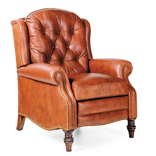 Hancock and Moore, 7043 Market Lounger, Leather Recliner