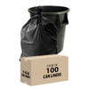 """Trash Can LARGE Liners – 40""""x 46"""""""