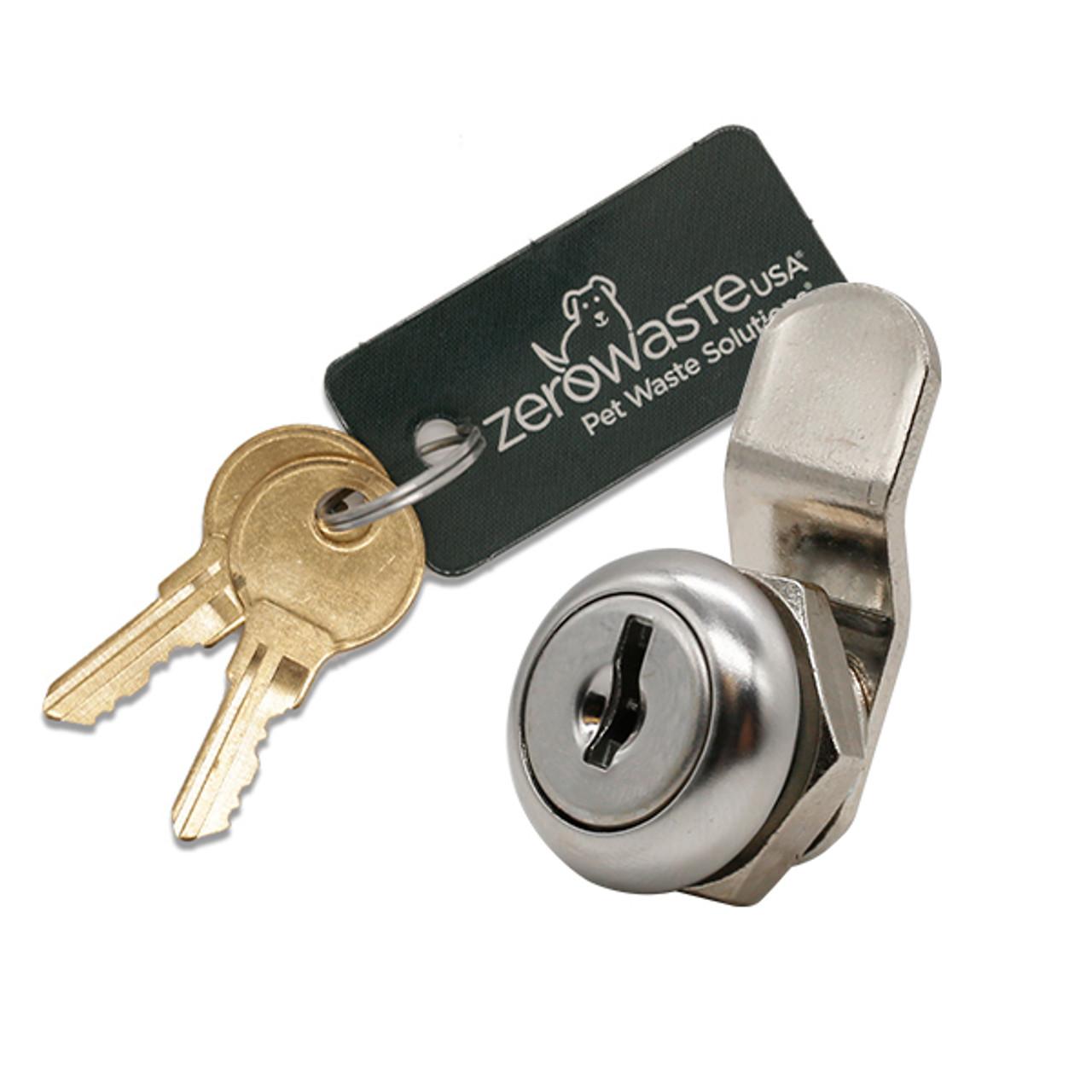 Replacement Dispenser Lock and Keys