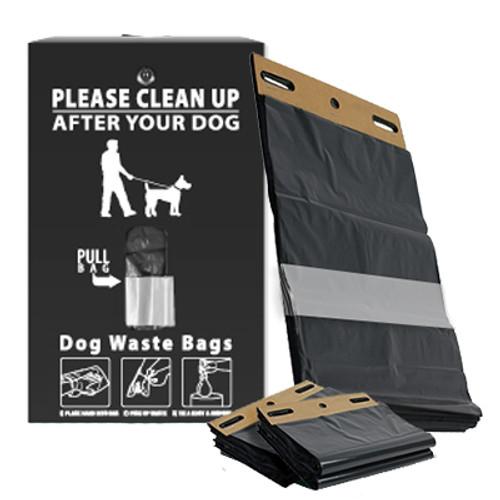 SINGLpul® Header Bag Dispenser