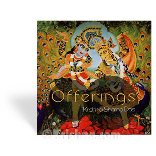 Offerings, CD