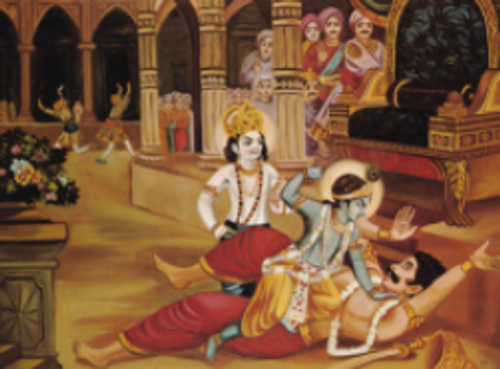The Advent of Lord Krishna, Audio Download
