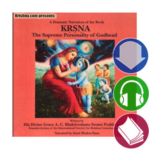Krsna, Audiobook Download