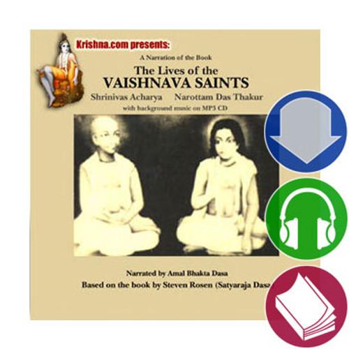 Lives of the Vaisnava Saints, Audiobook Download