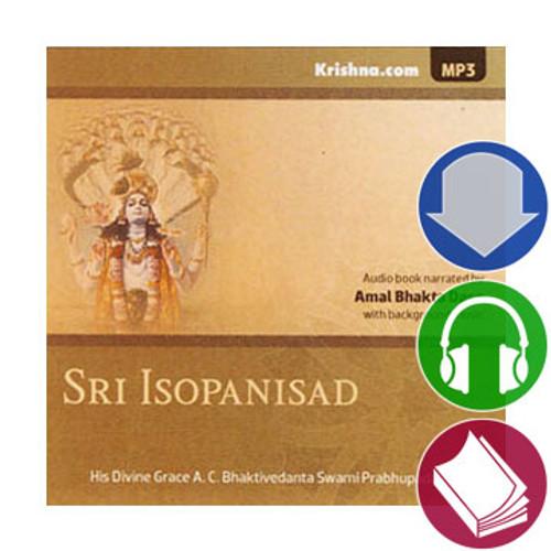 Sri Isopanisad, Audiobook Download