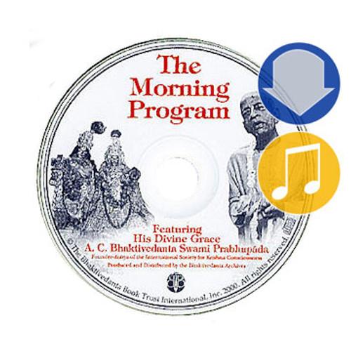 Morning Program, Album Download