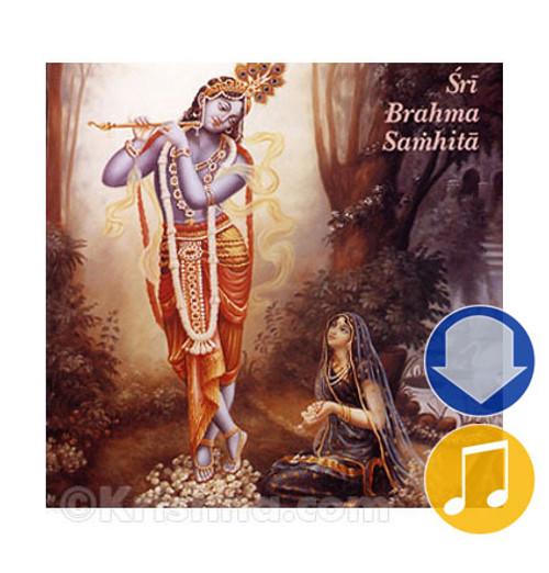 Sri Brahma Samhita, Album Download