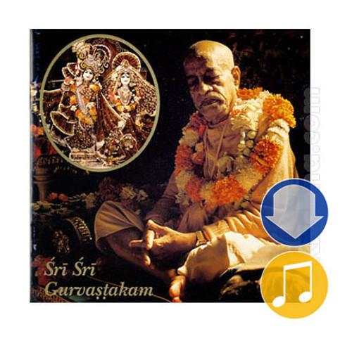 Sri Sri Gurvastakam, Album Download