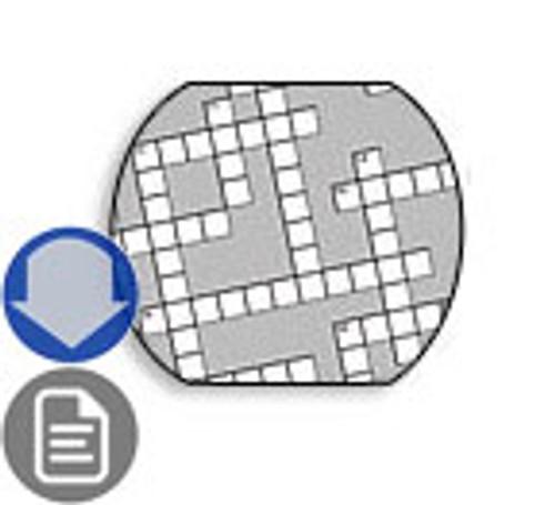 Crossword Puzzle, PDF