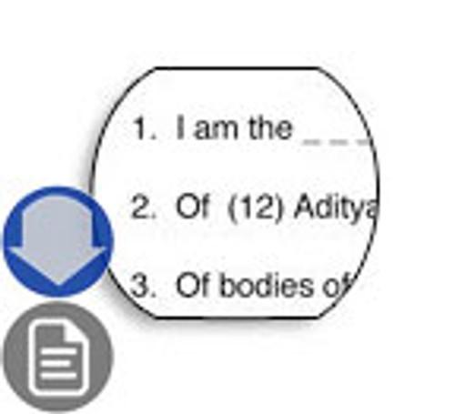 Quizzes, PDF