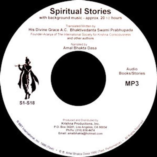 Spiritual Stories, Audiobook Download