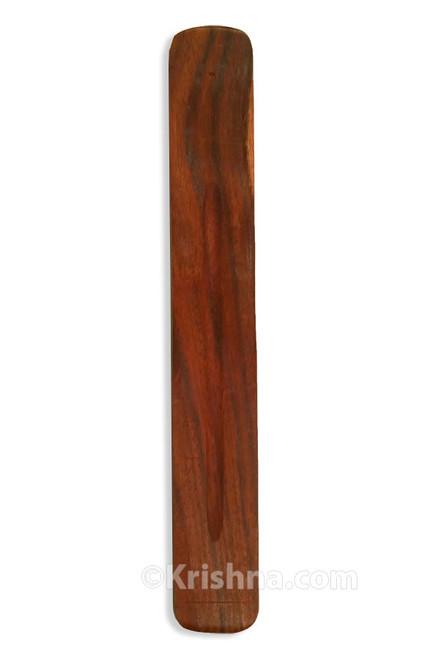 Simple Wooden Incense Burner