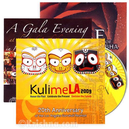 KulimeLA, Los Angeles 2009, 3-DVD Set