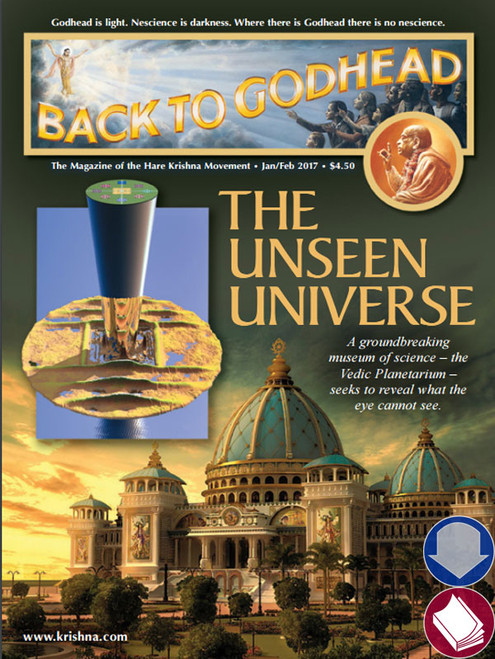 Back to Godhead Issue, Jan/Feb 2017, Download