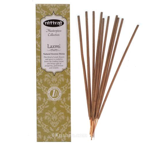 Masterpiece, Laxmi Natural Incense, 25 grams