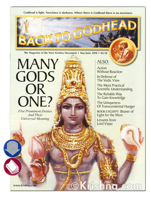 Back to Godhead Issue, May/June 2018, Download