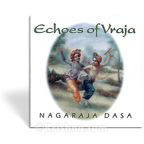 Echoes of Vraja, CD
