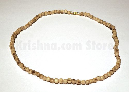 Tulasi Neck Beads, Large Round, 16""