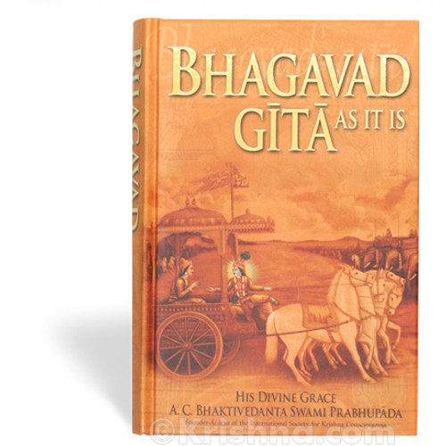 Bhagavad-gita As It Is, Compact Hardbound