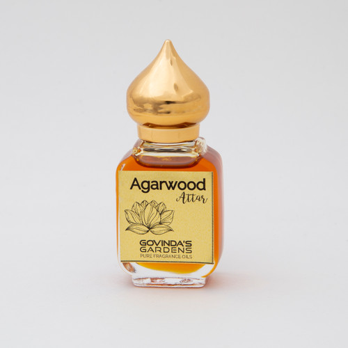 Agarwood Pure Fragrance Oil