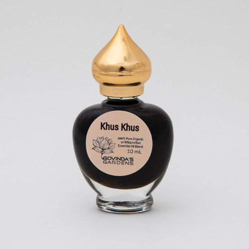 Khus Khus Pure Fragrance Oil