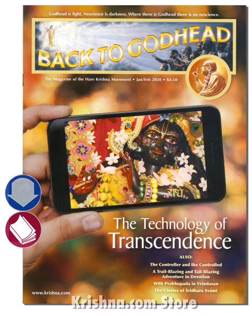 Back to Godhead Issue, Jan/Feb 2020, Download