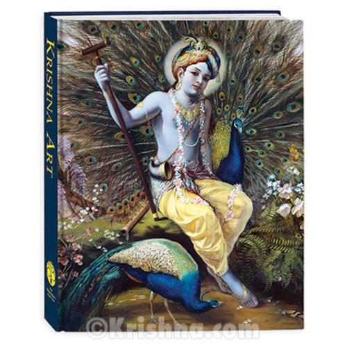 Krishna Art Book