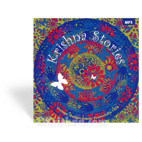 Krishna Stories, MP3 CD
