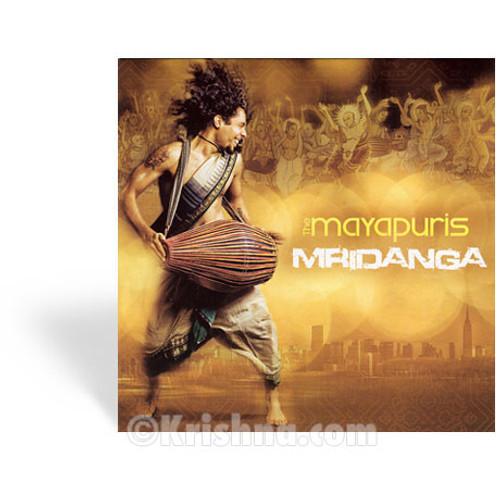 Mridanga, CD